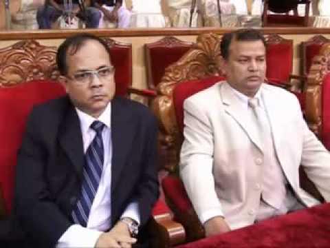 mak azad Crown Executive celebration