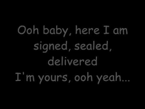 Signed Sealed Delivered _ PETER FRAMPTON