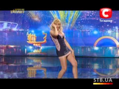 Ольга Балафин «Україна має талант-5» Кастинг в Донецке