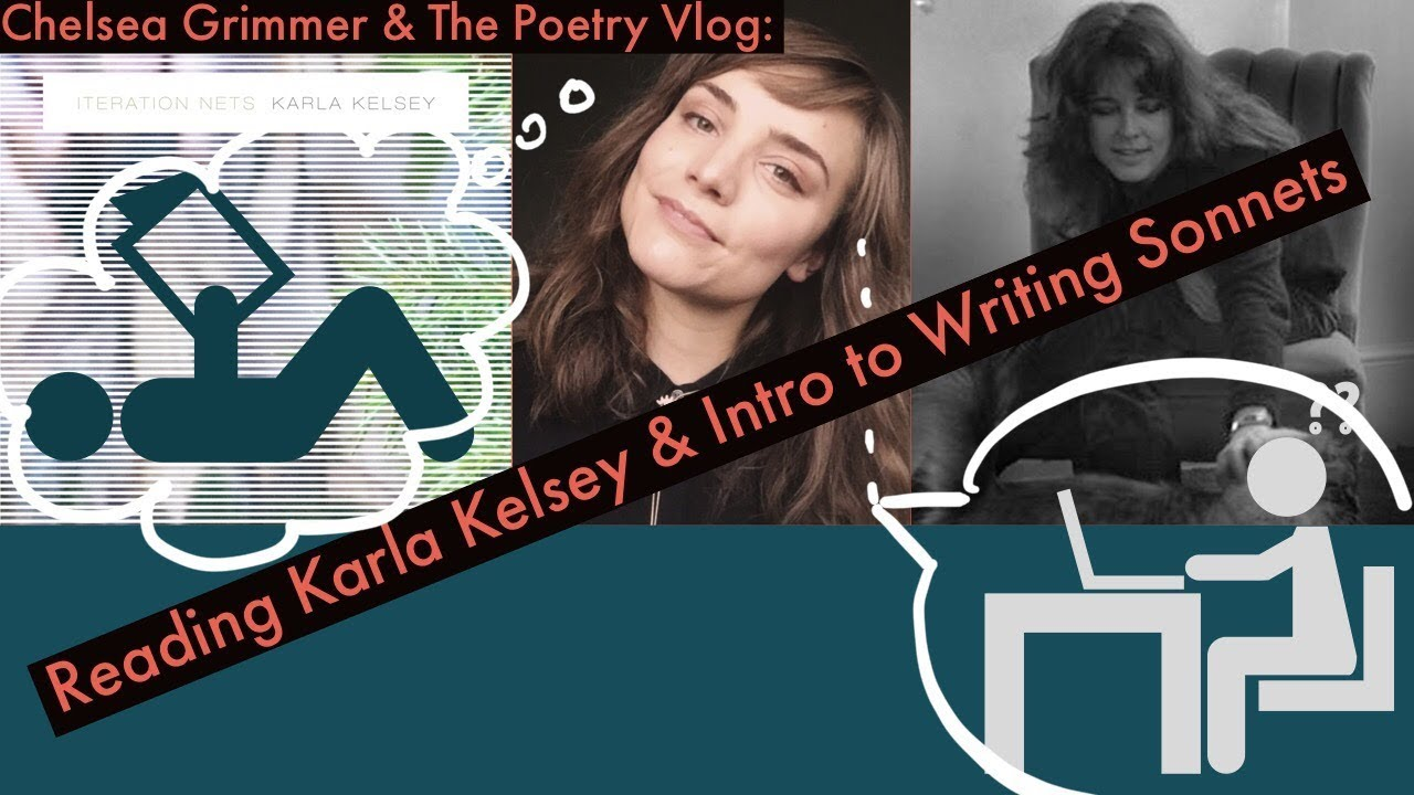 Karla Kelsey + Identifying and Writing Sonnets for Lyricists and Poets