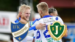 IFK Norrköping - J-Södra   Highlights   13/02-2018