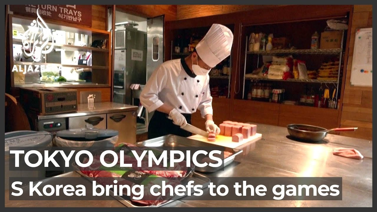 VIDEO: Tokyo Olympics: S Korea team brings own meals over radiation fears |  LiveTube