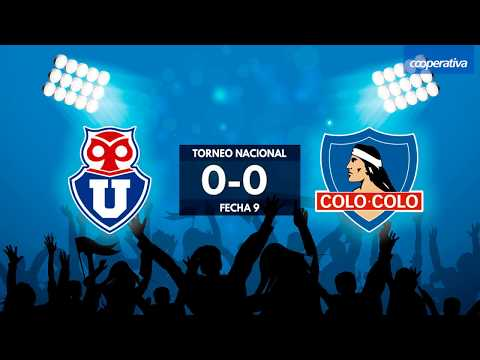 Universidad de Chile vs. Colo Colo
