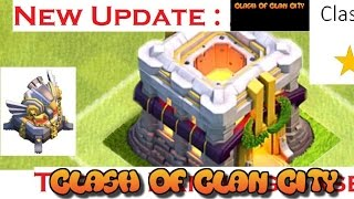 TownHall-11(th11)+300 WALLS FARMING BASE 2016 With BOMB TOWER -New Update- Clash Of Clans.