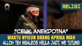 Anu Ngaraja'an Di Poe Ahir - Wayang Golek Asep Sunandar Sunarya
