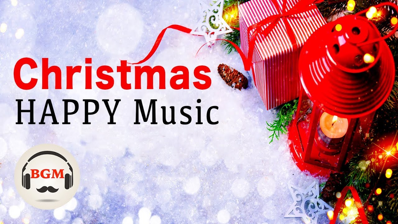 Christmas Happy Music - Happy Jazz & Bossa Nova BGM - Background Jazz Music - YouTube