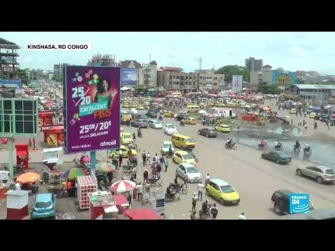 Émission Spéciale : Kinshasa, une mégapole francophone
