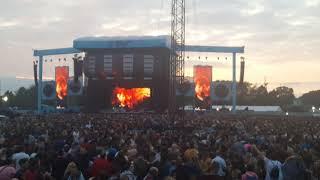 Ed Sheeran Phoenix park Dublin 2018
