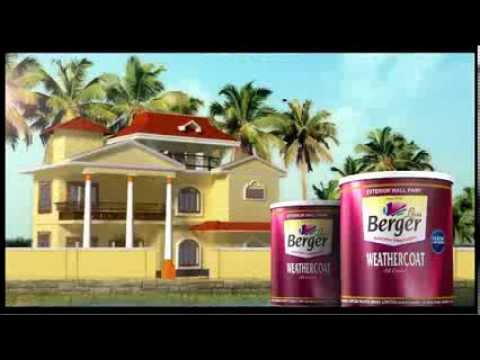 Berger Weathercoat All Guard Commercial Youtube