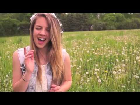 Pure Gold - Allison Eide (Official Music Video)