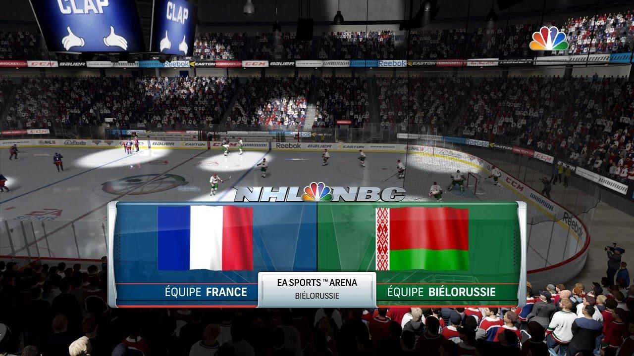 france vs bi lorussie championnat du monde hockey sur glace 2017 youtube. Black Bedroom Furniture Sets. Home Design Ideas