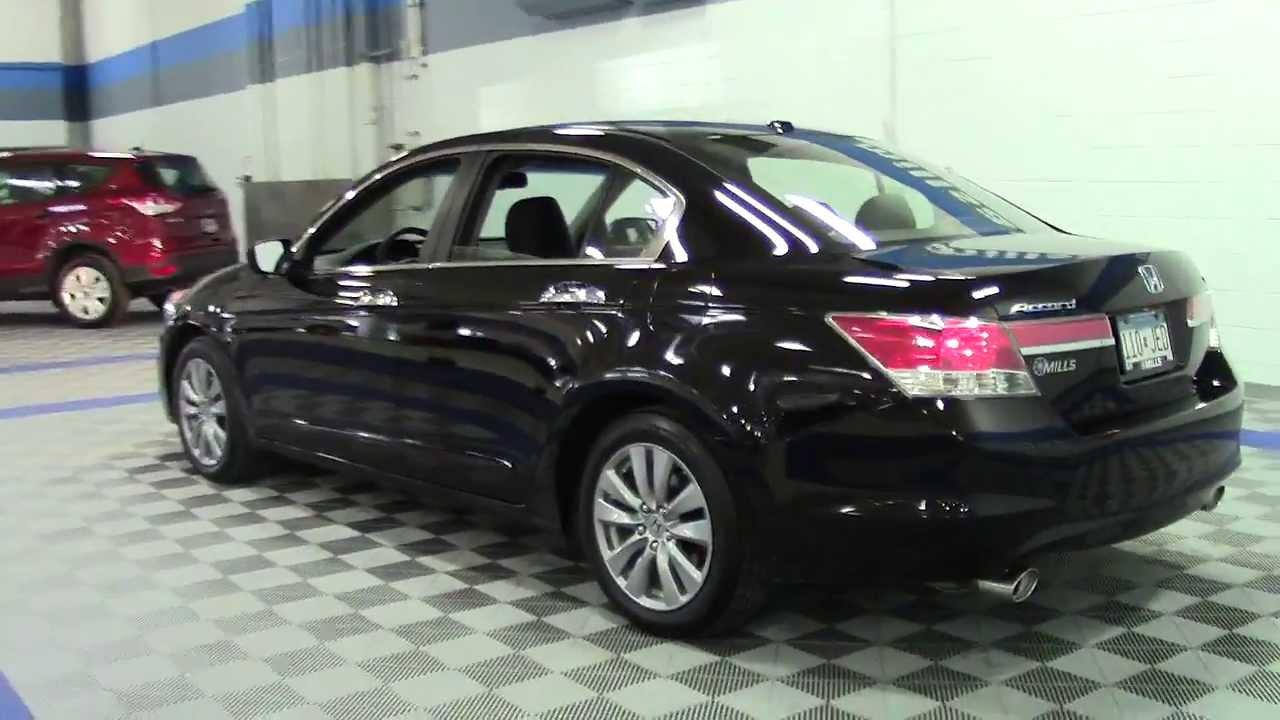 2012 Honda Accord V6 Auto EX L Certified 6U140001