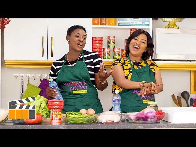McBrown's Kitchen with Emelia Brobbey | SE05 EP03