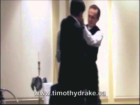 Magician Timothy Drake