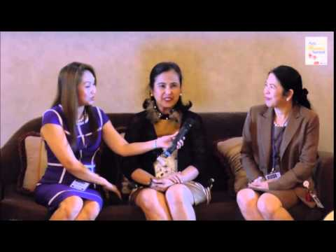 Panel Question Session at Asia Womens Summit (Afternoon)