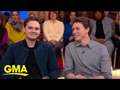 \'1917\' Stars Dean-Charles Chapman and George MacKay talk about filming Oscar-nominated movie l GMA