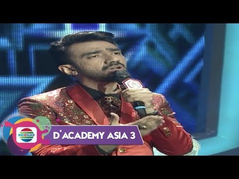 DA Asia 3 : Reza DA2, Indonesia - Ku Tak Mengukur Dalam