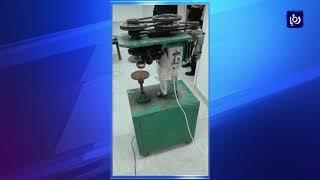 ضبط شخصين تورطا بحيازة ماكينة تصنيع مخدرات في الرمثا - (19-5-2018)