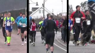 Holmestrand Maraton 2014 Video
