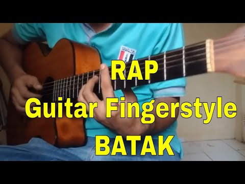 Gitaris Batak Rap sai nimmu tu au