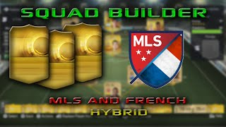 Fifa 15 - Squad Builder - MLS/French Hybrid Thumbnail