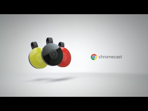 Introducing the New Chromecast