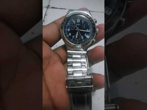 Jam Swatch Irony V8