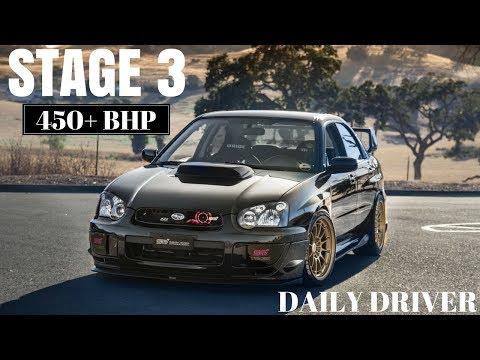 Full Bolt On BLOBEYE E85 Subaru WRX/STI | 22PSI Cobb 20G Turbo