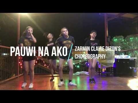 LOAX - Pauwi na ako (Zarmin Dizon's Choreography) | LOAX