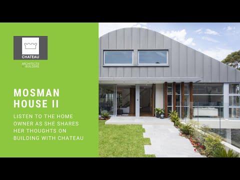 Mosman House Video #2 -  Client Interview
