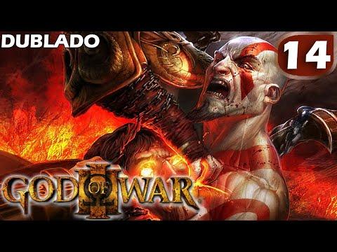"""14 God Of War III Dublado em Português-BR Kratos Vs Helios"""" - MD"""