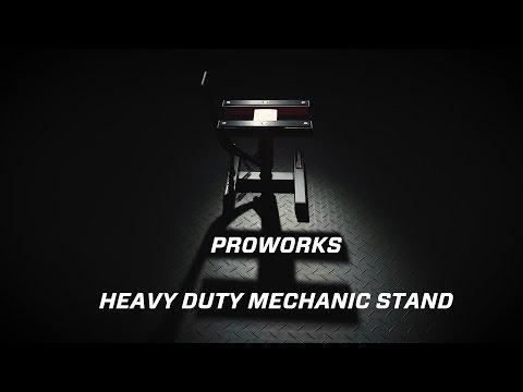 ProWorks Heavy Duty Mechanic Stand