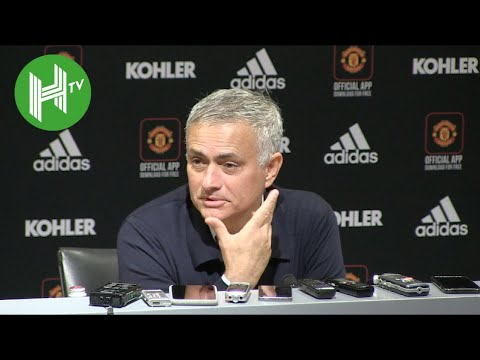 Man United 2-1 Everton | Jose Mourinho: When my players play well, it's my responsibility!