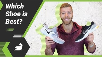 Nike Metcon 4 Vs. Nike Free x Metcon — What's the Difference?