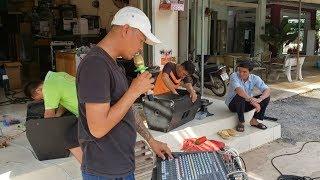 Setup Dàn Âm Thanh Cho Khách TPHCM, Kết Hợp Cùng FX2000