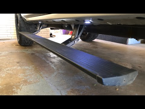 These Truck Steps Will Change Your Life (AMP Powersteps)