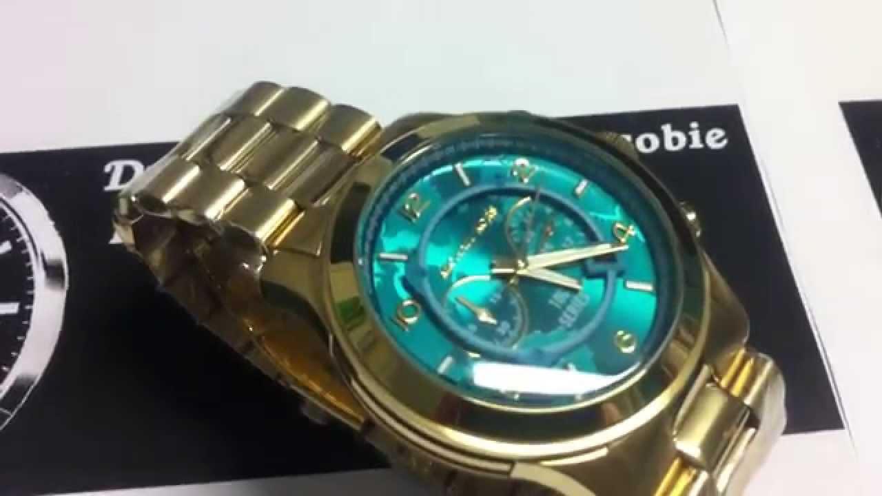 5cd2502dff32 Zegarek Michael Kors MK8315 www.luksusowezegarki.eu - YouTube