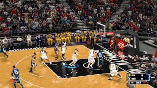 NBA 2014 gameplay on PC 1080P and 1440P QHD