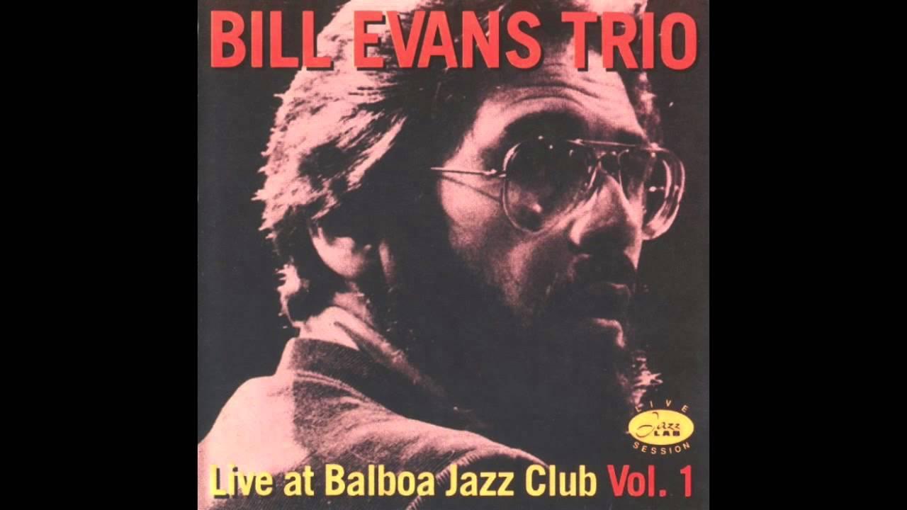 Bill Evans - Live at Balboa Jazz Club (1979 Album)