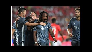 HIGHLIGHTS SL Benfica gegen FC Bayern: Magischer Sanches-Moment - Alle Tore im Video