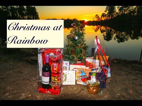 Christmas at Rainbow Lake