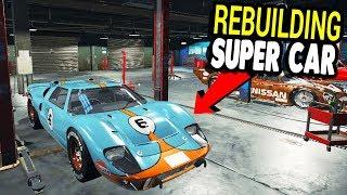 BEST REBUILD SIMULATOR EVER | AMERICAN CLASSIC | Car Mechanic Simulator 2018 Gameplay