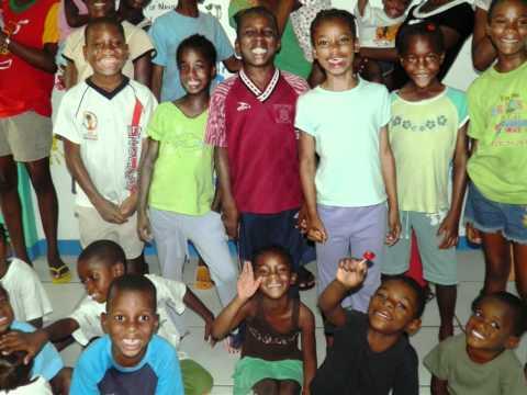 The BelAir Children's Home - Grenada April 2012