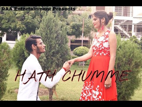 Hath Chumme | New Punjabi Song | Sad Love Story | RAA Entertainment | Ammy Virk,B Praak