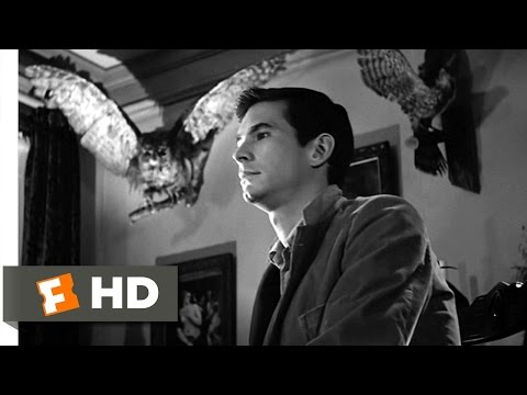 A Boy's Best Friend - Psycho (2/12) Movie CLIP (1960) HD