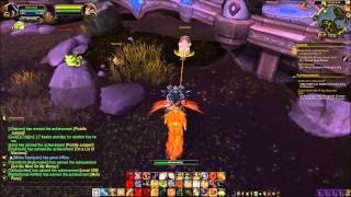 How to do [Requisition a Riverbeast] without water walking