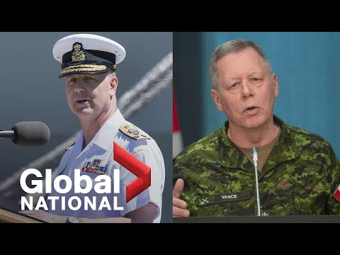 Global National: March 12, 2021 | Probe into alleged misconduct in Canadian Forces continues