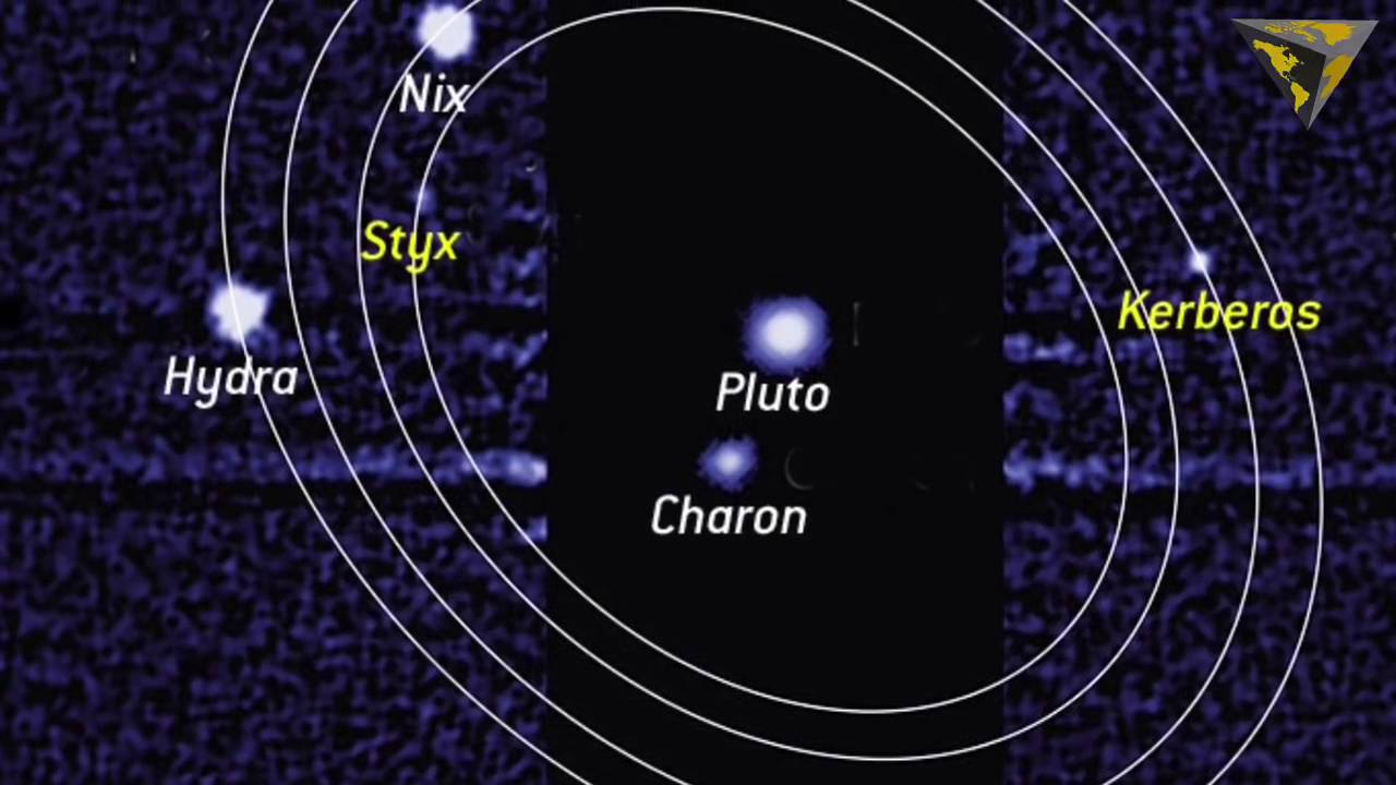 pluto's moons nix and hydra - 1280×720