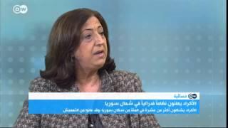 سينم محمد: فيدرالية أكراد سوريا ليست كردستان العراق