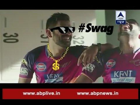 IPL 9: Check out when Dhoni, Virat Kohli made fun of Ashwin